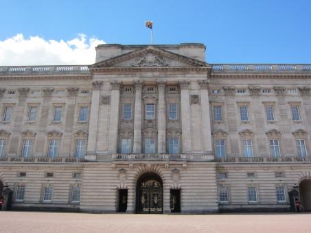 バッキンガム宮殿 buckingham palace ロンドン london イギリス england