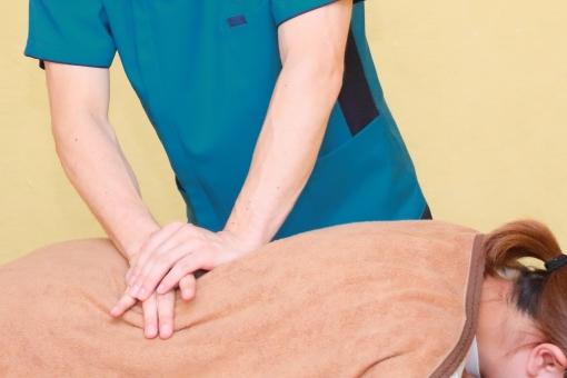 腰痛を整体で治療の写真
