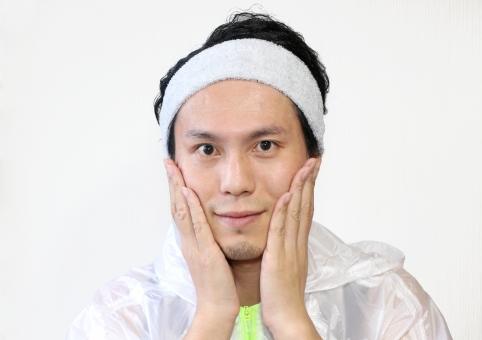 男 男性 日本人 マッサージ メンズ 髭 顔 乾燥 風呂 お風呂 エステ 肌 スキンケア フェイシャル リンパ 化粧水 ヘアバンド 洗顔 洗う 化粧品 ケープ 肌荒れ 小顔 コスメ 乳液 ニキビ 吹き出物 毛穴 乾燥肌 ひげぞり