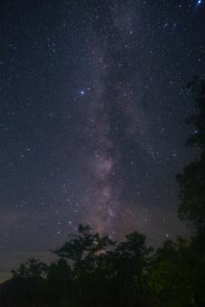 天の川 星座 星空 星野 星 夜空 七夕 おりひめ ひこぼし 夜 夏 夏空