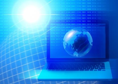 パソコン PC mac ビジネス インターネット ネットワーク テクノロジー 青 ブルー blue ニュース 世界 world ネット フラッシュ 光 逆光 輝き 企業 会社 web ウェブ SEO business 経営 クラウド コンピューター サーバー オンライン 通信