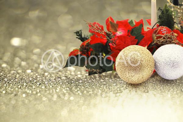 クリスマスオーナメントの写真