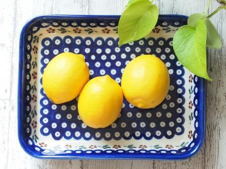 柑橘 レモン ビタミンC 美肌 酸味 健康 免疫力アップ 風邪防止 香り ポーランド食器