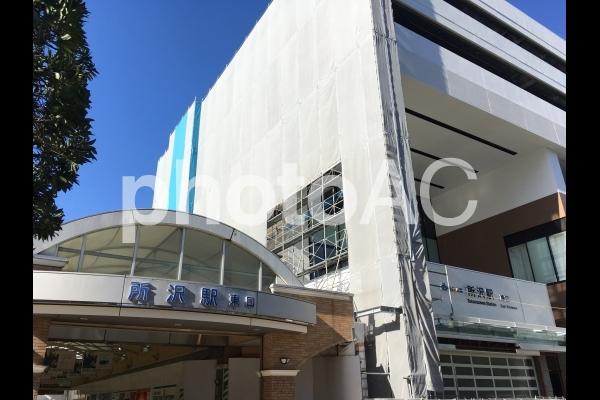 所沢駅の写真