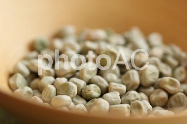 豆 乾物の写真