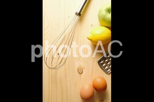 材料と道具066の写真