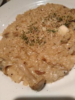 リゾット おかゆ おじや 米 雑炊 洋風雑炊 きのこ キノコ クリームリゾット クリーム rissoto cream