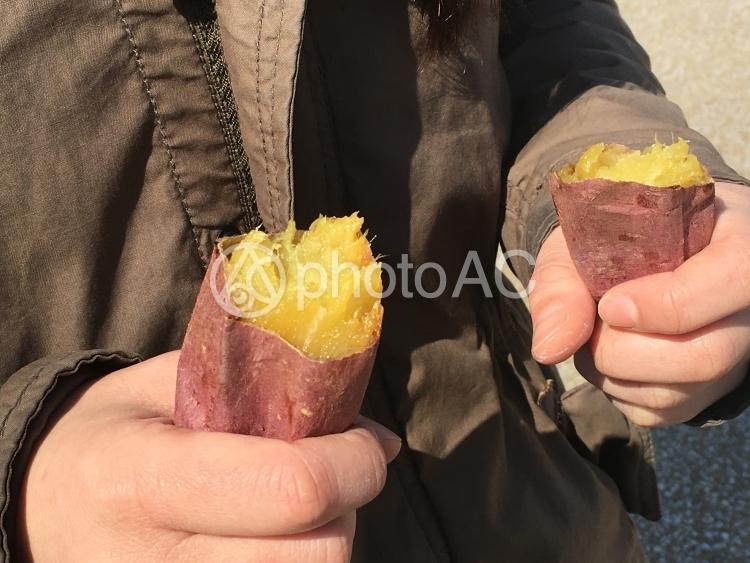 焼き芋 さつまいも 2の写真
