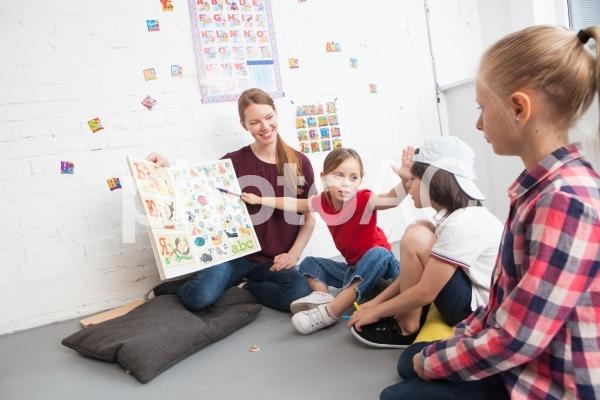 幼児教室14の写真