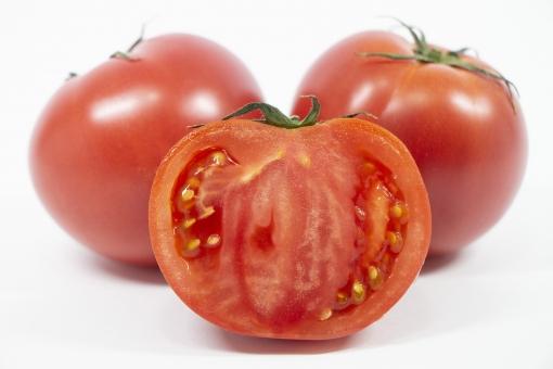 トマト断面の写真素材 写真素材なら 写真ac 無料 フリー ダウンロードok