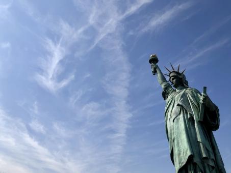 自由の女神に関する写真写真素材なら写真ac無料フリー