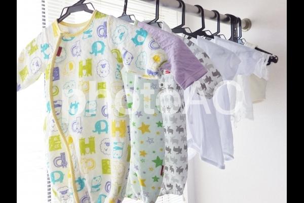 新生児の服 3の写真