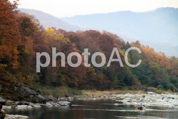 長瀞の秋の写真