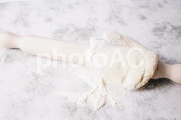 パン作り077の写真
