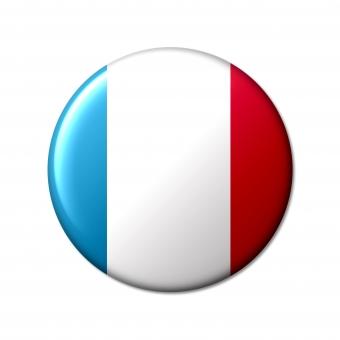 フランス フランス共和国 france 仏 トリコロール サミット 自由 平等 博愛 フランク王国 ラ・マルセイエーズ 国旗 国 先進国 g7 世界 シンボル 象徴 丸 旗 フラッグ ユーロ euro ヨーロッパ 欧州