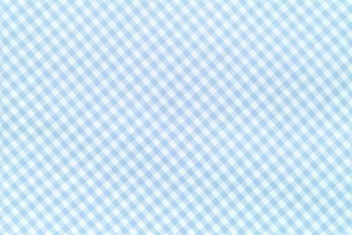 布 織物 チェック 格子 生地 綿 木綿 背景 背景素材 バック パターン バックグラウンド テーブルクロス 柄 模様 テクスチャ テクスチャー 素材 壁紙 テキスタイル 布地 チェック柄 ギンガムチェック カジュアル ナチュラル  青色 水色 ブルー