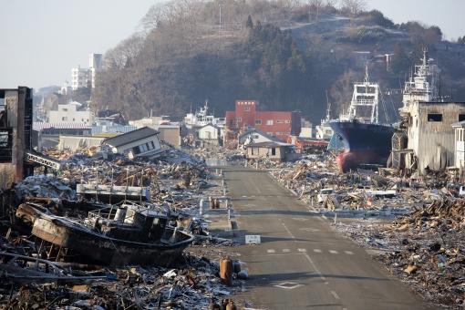 東日本大震災」に関する写真|写...