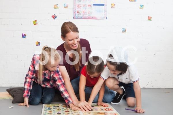 幼児教室19の写真