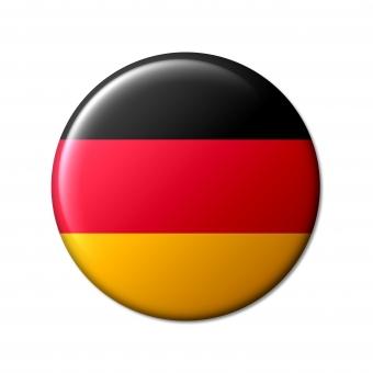 ドイツ ドイツ連邦共和国 germany deutschland frg サミット ジャーマン 独 brd ゲルマン人 国旗 国 先進国 g7 世界 シンボル 象徴 丸 旗 フラッグ ユーロ euro ヨーロッパ 欧州 ストライプ