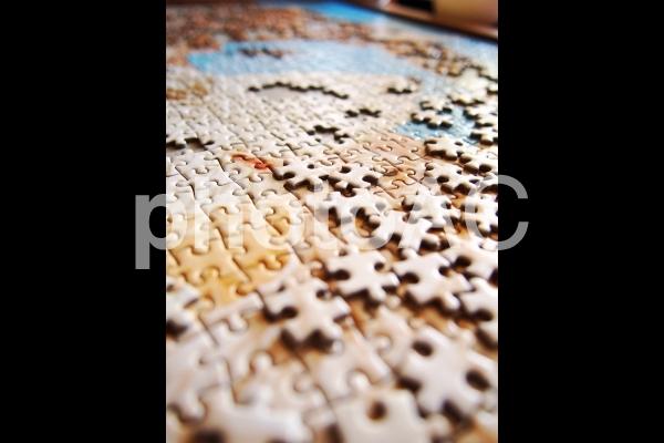 ジグソーパズル3の写真