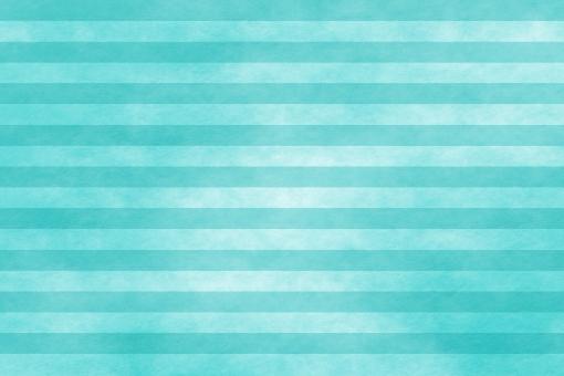 和紙 色紙 台紙 紙 ちぢれ ゴワゴワ テクスチャー 背景 背景画像 ファイバー 繊維 ストライプ 縞 しま シマシマ 縞模様 横縞 水色 翡翠 水 青 浅葱 ブルー ライトブルー アクアマリン 空 スカイブルー 空色 シアン