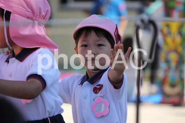 運動会 01の写真