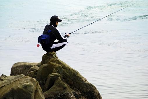 釣り 愛媛県 魚 海 風景