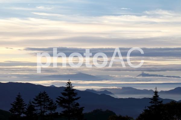 黎明の写真