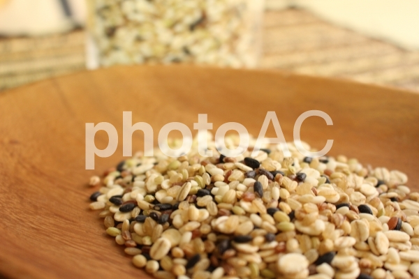 雑穀の写真