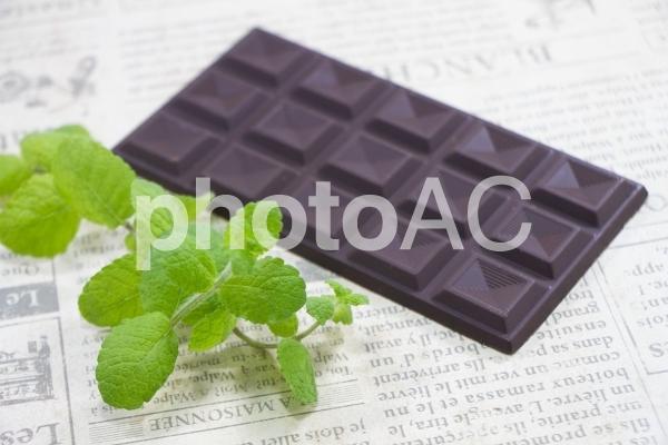 チョコミントの写真