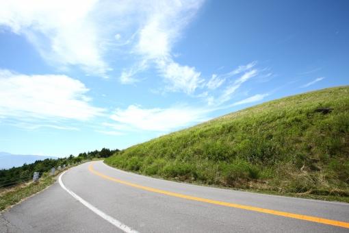 道路の写真
