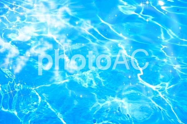 水紋の写真