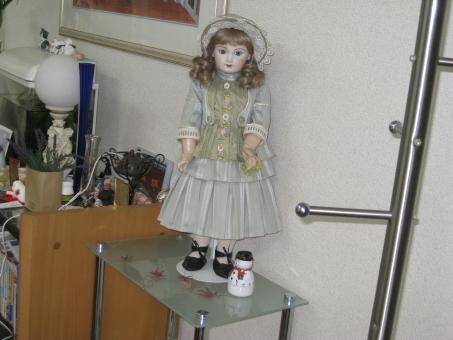 西洋人形 人形 お人形 古物 古物屋 古物商 中古 中古販売 リサイクルショップ リサイクル お宝 宝 掘り出し物
