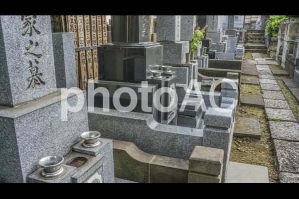 日本の墓地・霊園 #2の写真