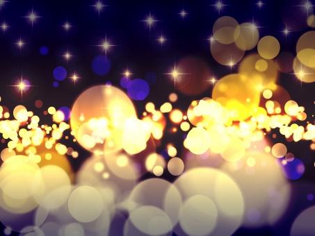 煌びやかな夜の写真