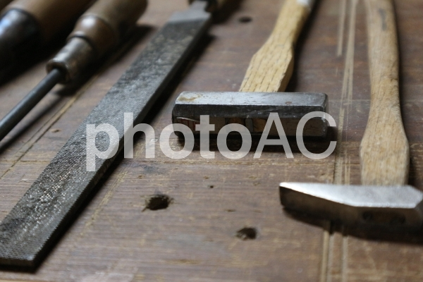 工具各種04の写真
