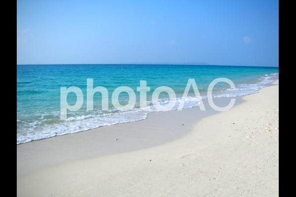海と空 2の写真