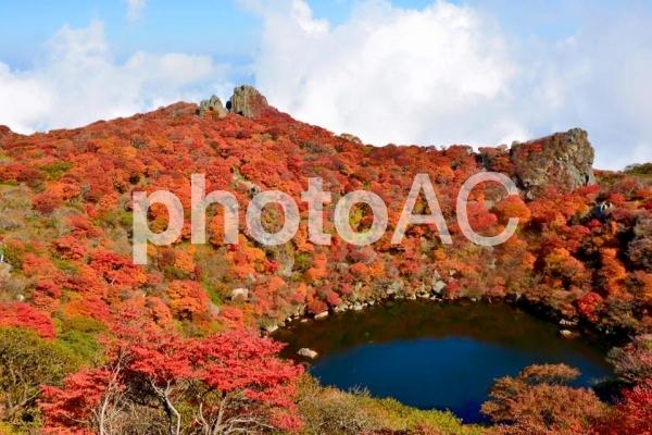 大分県 九重山 の写真