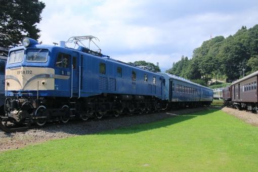 ef58電気機関車 旅客用直流電気機関車 ef58 電気機関車 横川 戦後 鉄道文化むら