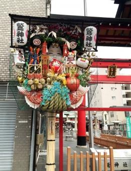 鷲神社 台東区 熊手 くまで 神社