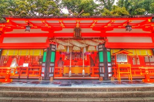 熊野速玉大社 熊野三社 熊野古道 神社 巫女