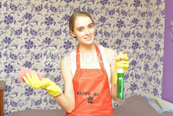 掃除 お風呂用品126の写真