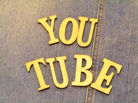 文字 もじ 英文字 英語 えいご えいもじ youtube ユーチューブ ゆーちゅーぶ デニム でにむ ジーンズ 青 ブルー 黄色 イエロー
