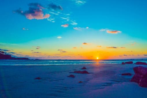 壱岐の島海岸の写真