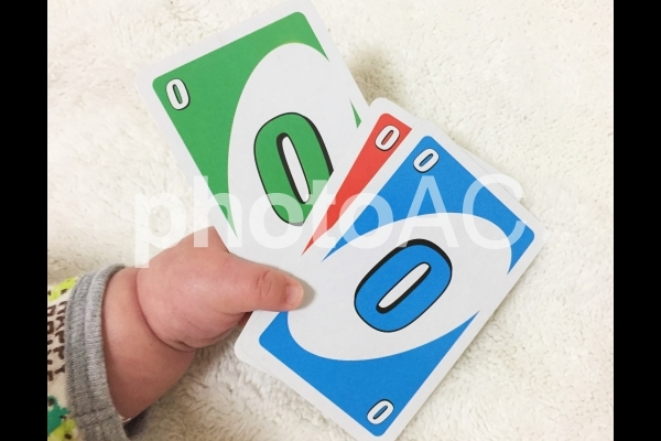 UNO 0才の写真