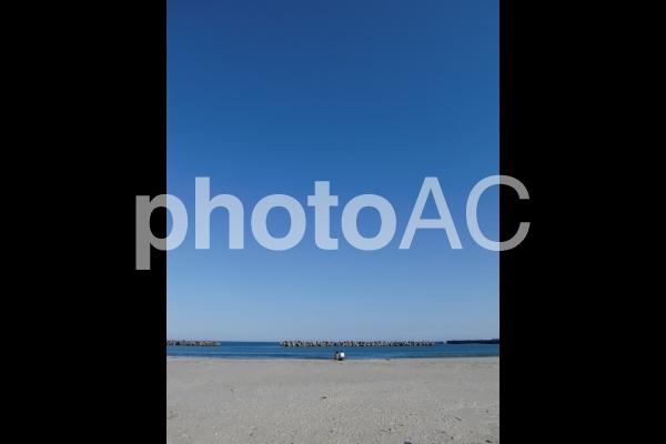 浜辺の恋人たち 1の写真