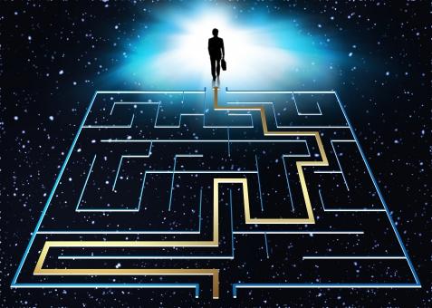 問題 解決 問題解決 課題 迷路 解決法 答え ビジネス ビジネスマン 宇宙 成功 解決策 解決手段 解決方法 ITソリューション システムソリューション 戦略 経営者 分析 解析 模索 実業家 計画 プラン 解く サクセス 方法 ストラテジー ゴール 出口