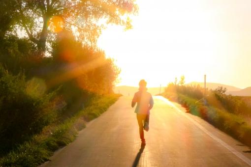 希望への道の写真