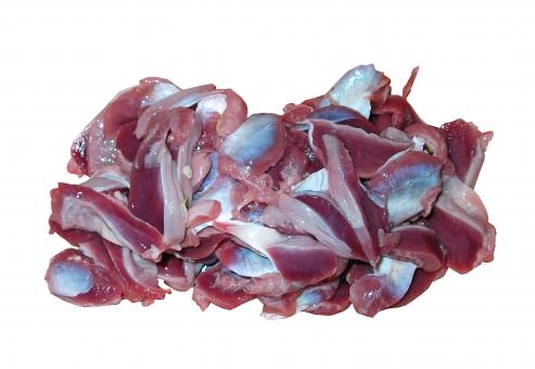 すなぎも 砂肝 スナギモ 内臓 ホルモン 肉 肉類 鶏肉 にわとり ニワトリ 鶏 食べ物 食品 食料品 食糧 食材 グルメ 白抜き 型抜き 風景 景色 自然