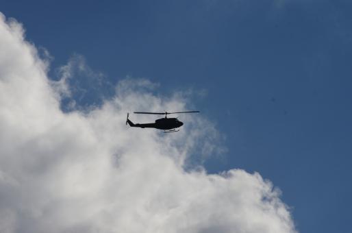 UH-60J ヘリコプター 陸上自衛隊 自衛隊 陸自